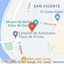 Mappa AACR MUSEO
