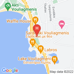 Mappa VOULIAGMENI SUITES