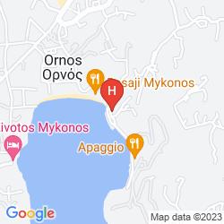 Mappa KIVOTOS MYKONOS