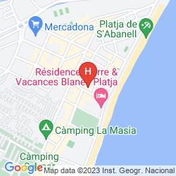 Mappa ESPLENDID