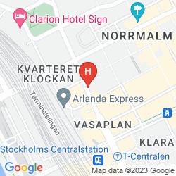 Mappa CENTRAL