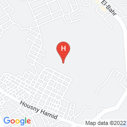 Mappa HILTON HURGHADA RESORT