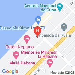 Mappa H10 HABANA PANORAMA