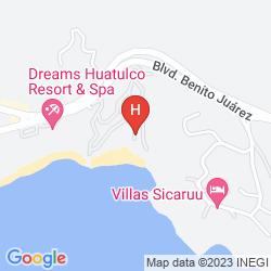 Mappa CAMINO REAL ZAASHILA