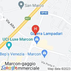 Mappa ANTONY PALACE