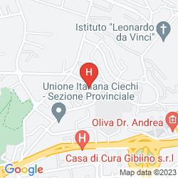 Mappa VILLA MATER