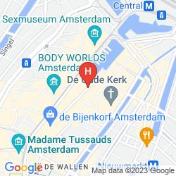 Mappa XO HOTELS CITY CENTRE