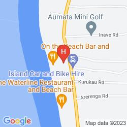 Mappa RAINA BEACH APARTMENTS