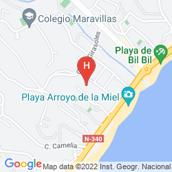 Mappa LOS PATOS