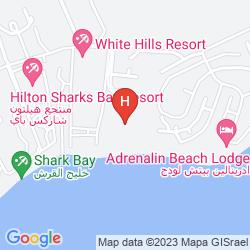 Mappa AL DIWAN RESORT