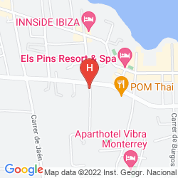 Mappa ROCA PARK