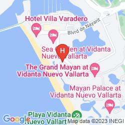Mappa OCCIDENTAL ALLEGRO