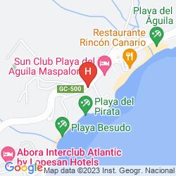 Mappa MARINASOL