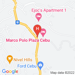 Mappa MARCO POLO PLAZA
