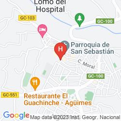Mappa RURAL CASA DE LOS CAMELLOS HOTEL
