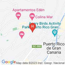 Mappa GLORIA PALACE AMADORES THALASSO