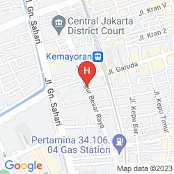 Mappa IBIS KEMAYORAN