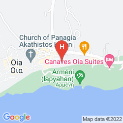 Mappa CANAVES OIA