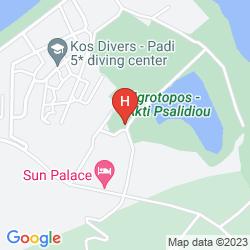 Mappa PLATANISTA