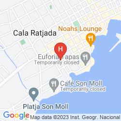 Mappa ALONDRA