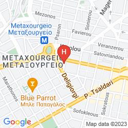 Mappa STALIS