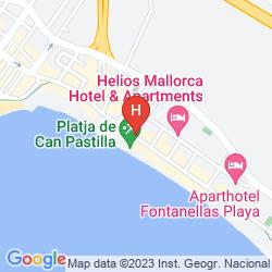 Mappa SOM SAULÓ