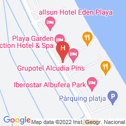 Mappa ZAFIRO BAHIA