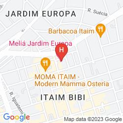 Mappa MELIA JARDIM EUROPA