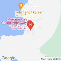 Mappa MERCURE KOH CHANG HIDEAWAY