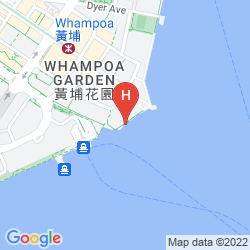 Mappa HARBOUR GRAND KOWLOON