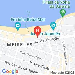 Mappa BEIRA MAR
