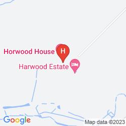 Mappa HORWOOD HOUSE