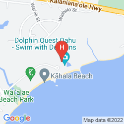 Mappa THE KAHALA HOTEL & RESORT