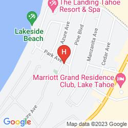 Mappa BEST WESTERN STATION HOUSE INN