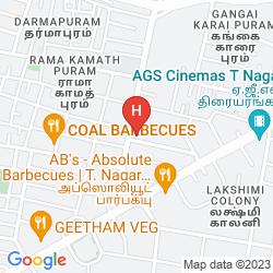 Mappa BENZZ PARK