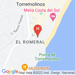 Mappa AQUARIA STELLA POLARIS