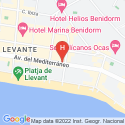Mappa DON PANCHO