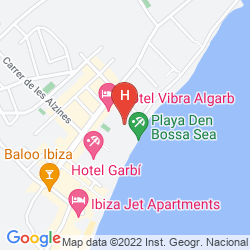 Mappa THE NEW ALGARB