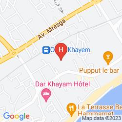 Mappa ALBATROS