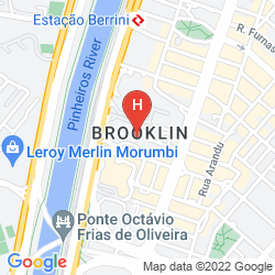 Mappa SHERATON WTC