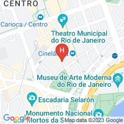 Mappa WINDSOR ASTURIAS
