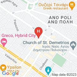 Mappa PARK