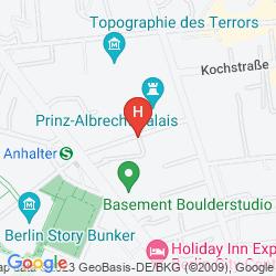 Mappa RELEXA HOTEL STUTTGARTER HOF