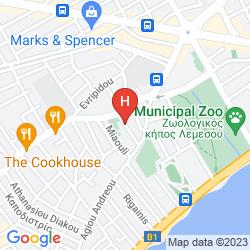 Mappa APARTMENTS PIER BEACH