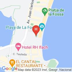 Mappa PARAISO MAR
