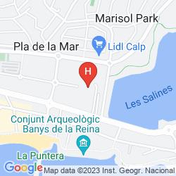 Mappa THE COOKBOOK GASTRO BOUTIQUE HOTEL & SPA