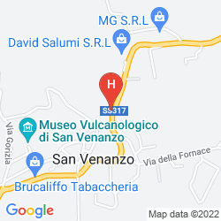 Mappa TENUTA COLLI VERDI