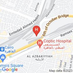 Mappa SONESTA HOTEL TOWER & CASINO CAIRO