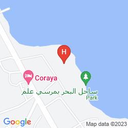 Mappa NADA RESORT
