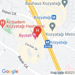 Mappa BYOTELL